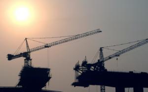 Baustelle Großbaustelle Projekt Volumen riesig Risiken Gefahr endlos Laufzeit Vorlauf