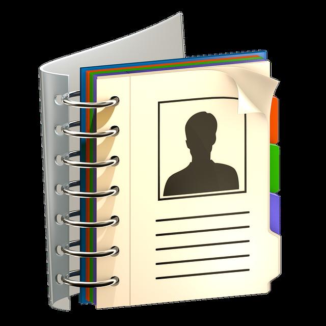 Adressbuch Kontaktverwaltung CRM Kundenkartei