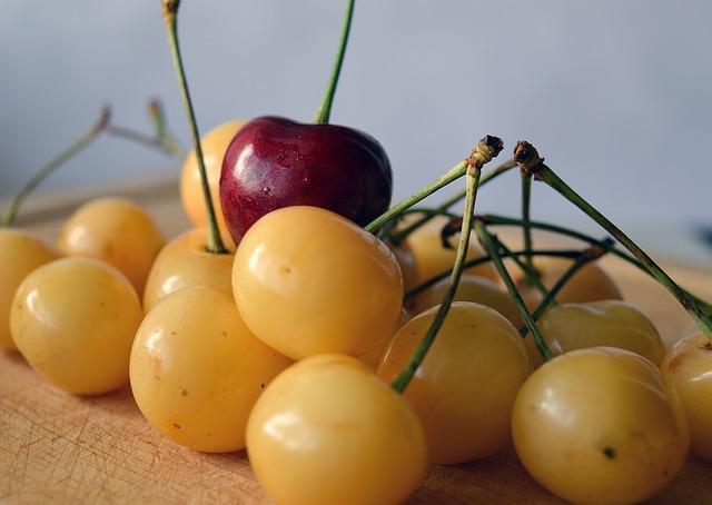 Sind Sie die saftigste Frucht?