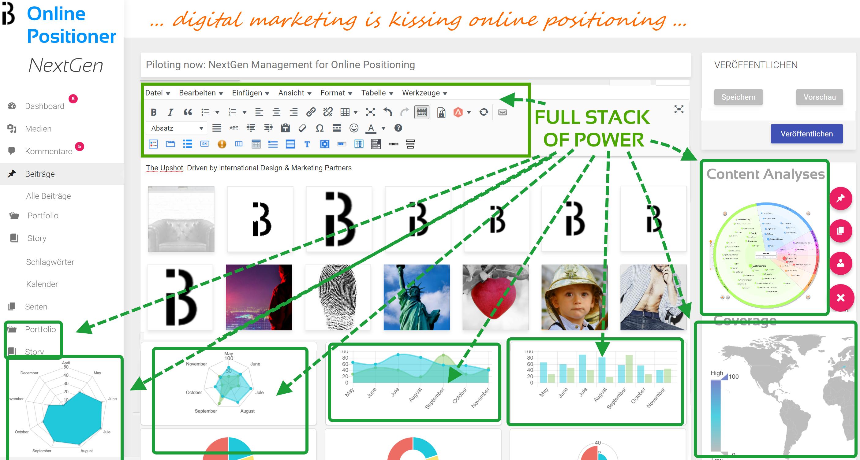 Piloting now: NextGen Management for Online Positioning - Magazin ...
