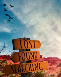 gesucht und gefunden