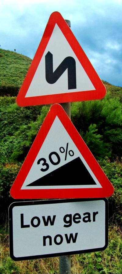 Unsicherheit unklar Gefahren Einbruch Geschäft