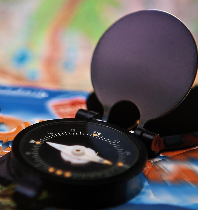 Positionierung Suche Botschaft Zielgruppe Kommunikation Wege Ziel Herausforderung Kompass ist notwendig Workshop die Lösung