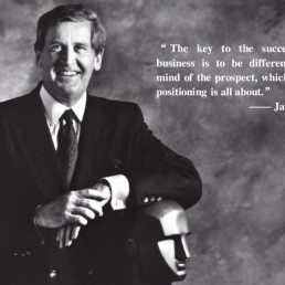Jack Trout Memorial in memory of the father of positioning 1935 2017 key to success positioning